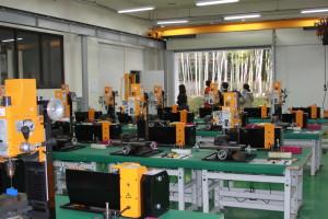 6機械加工教育センター見学