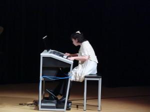 23-電子オルガン演奏